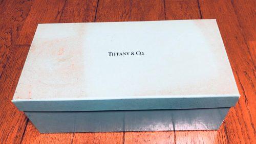 ティファニーの箱