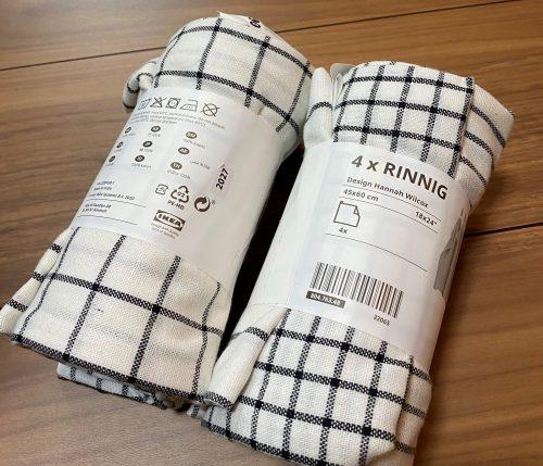 IKEAキッチンクロス