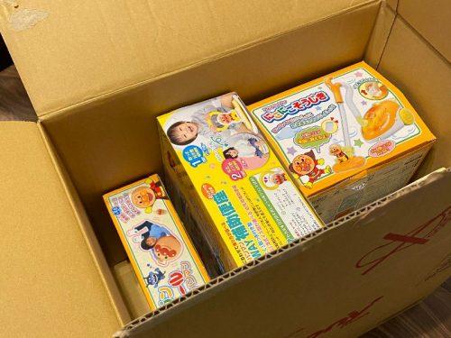おもちゃの箱