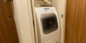 今の洗濯機
